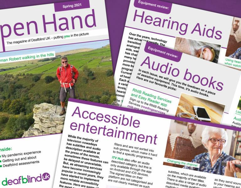 Image of Open Hand Magazine