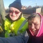Roger boosts his confidence by volunteering Deafblind UK