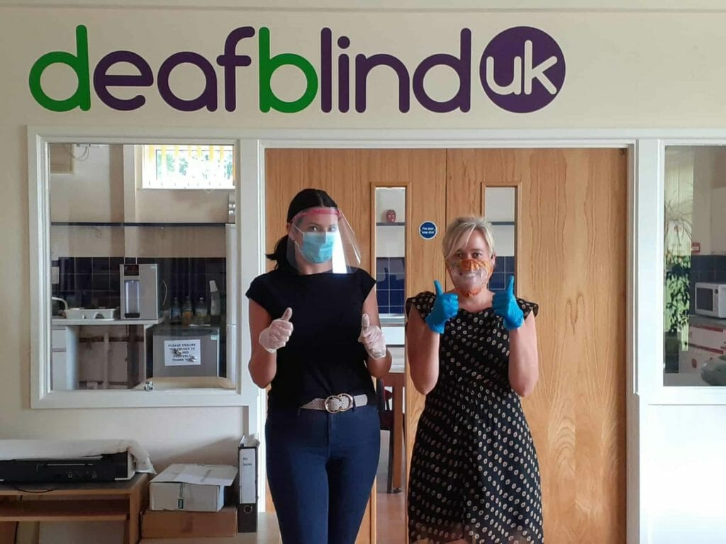 News Deafblind UK