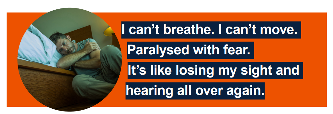 Our campaigns Deafblind UK