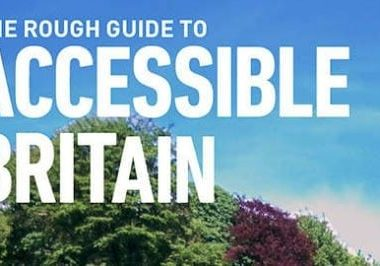 Rough Guide to accessible britain